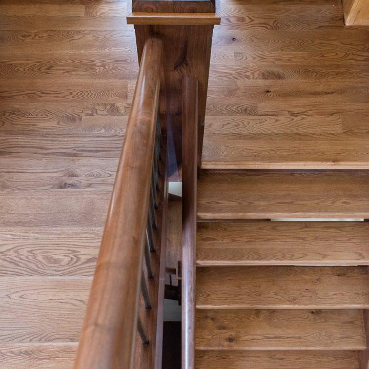 Allen Stairway | Heartland Stairways