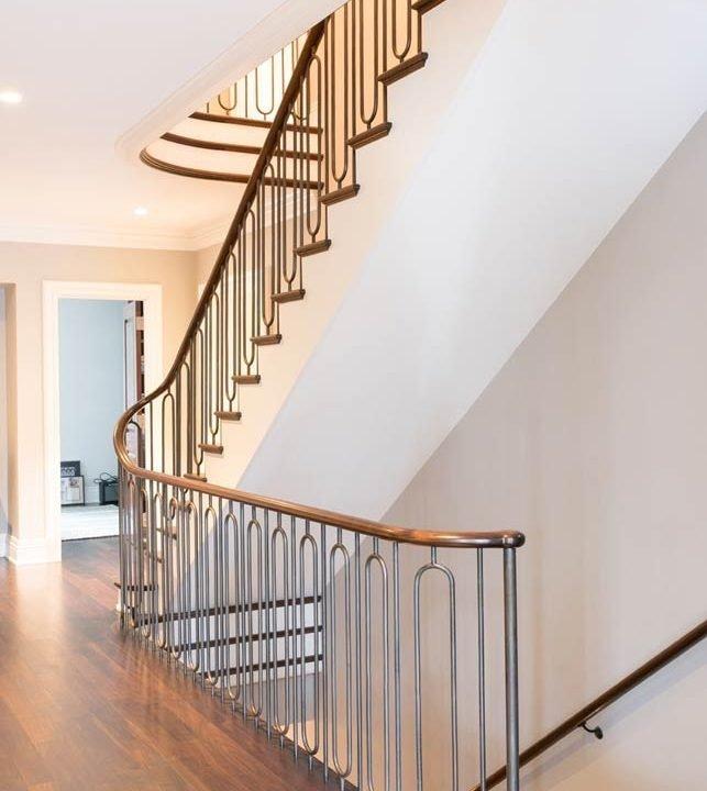 Betley Vistain Kirk Central Project | Heartland Stairways