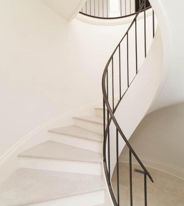 Betley Vistain Kirk Rear Project   Heartland Stairways