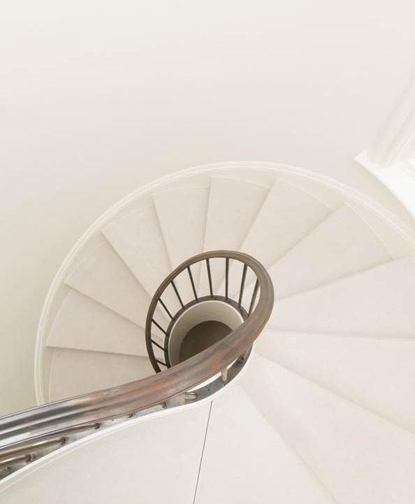 Betley Vistain Kirk Rear Project | Heartland Stairways