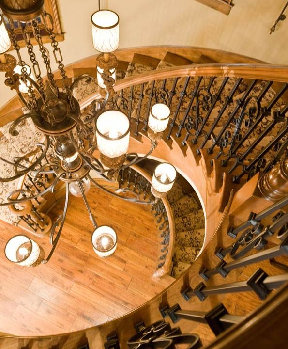 Carrington Project | Heartland Stairways