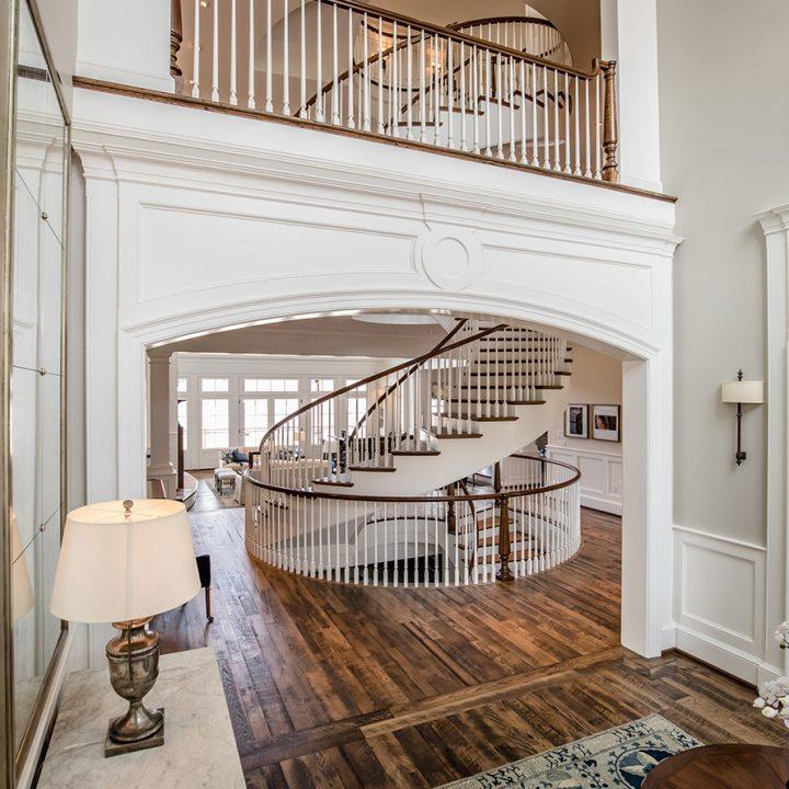 Crown Ritchie Project | Heartland Stairways