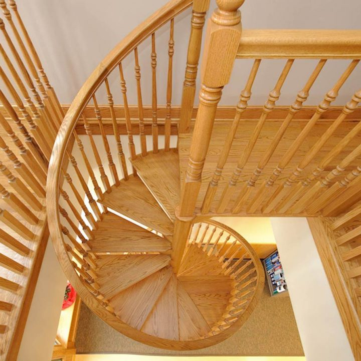 Dover Project | Heartland Stairways