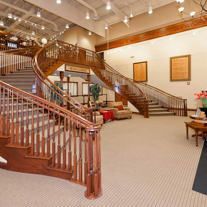 Dunn Project | Heartland Stairways