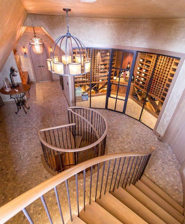 Fallon Spiral Project | Heartland Stairways