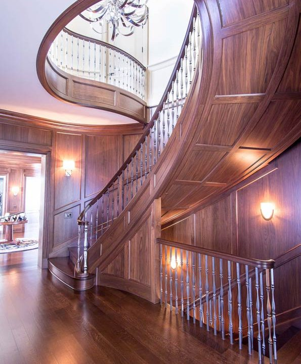 Fallon Ellipse Project | Heartland Stairways