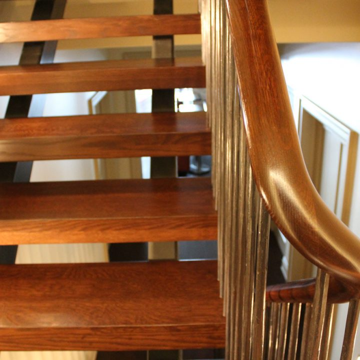 Fallons Straight Project | Heartland Stairways