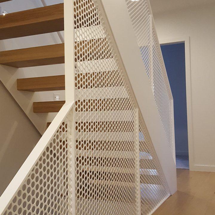 Frazier Project | Heartland Stairways