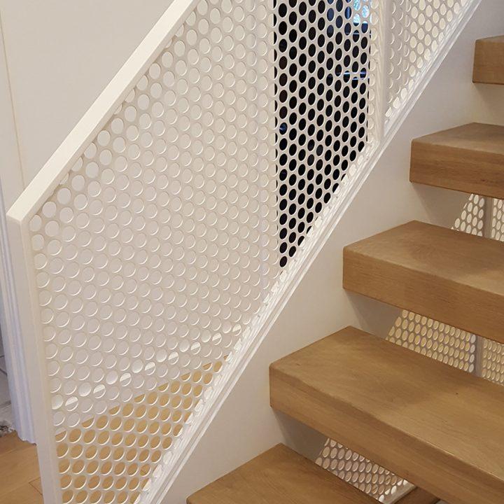 Frazier Project   Heartland Stairways