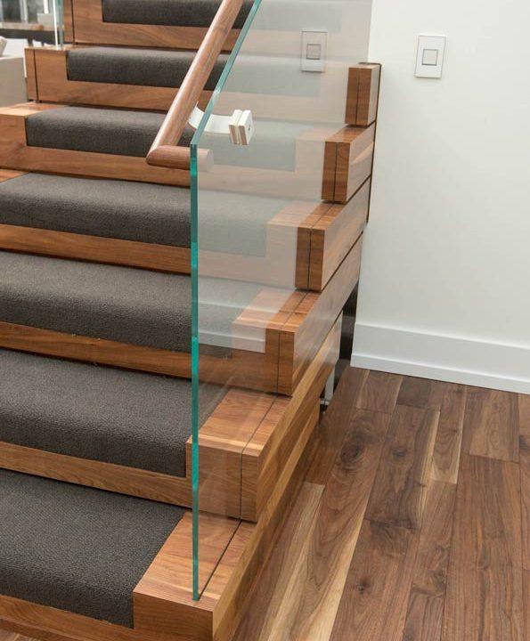 Gasser Project | Heartland Stairways