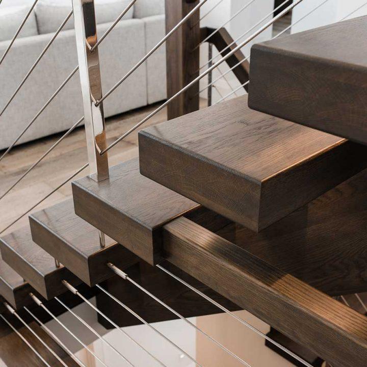 Graf Mono Beam Project | Heartland Stairways