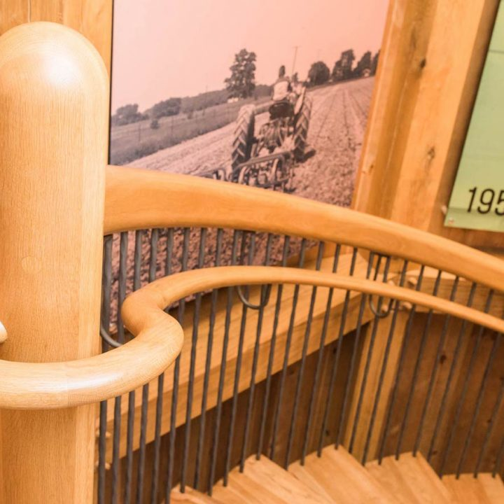 Hord Project   Heartland Stairways