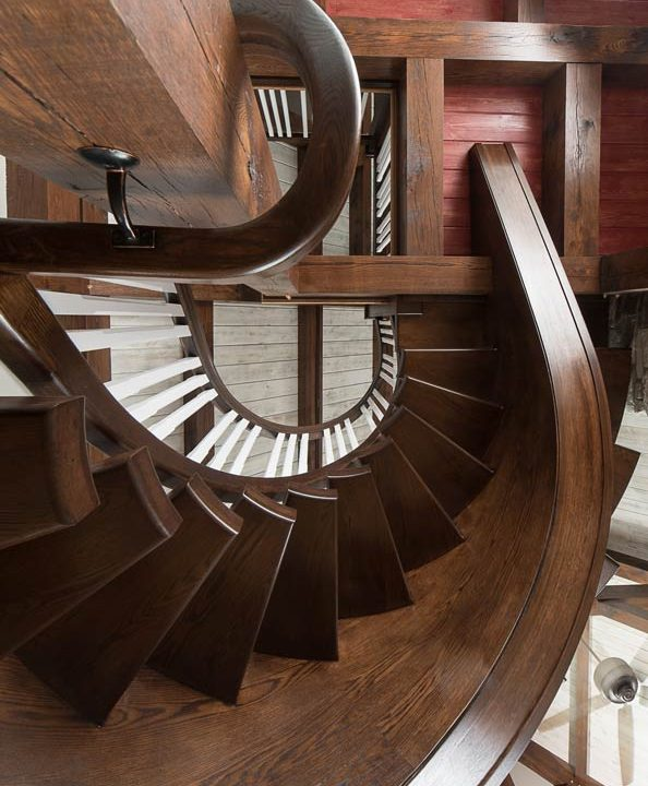 Hord Farmhouse Project | Heartland Stairways