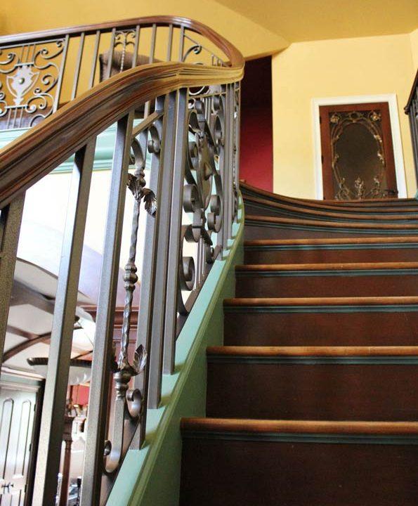 Jegs Project | Heartland Stairways