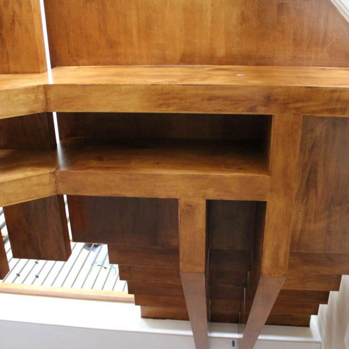 JR Custom Project   Heartland Stairways