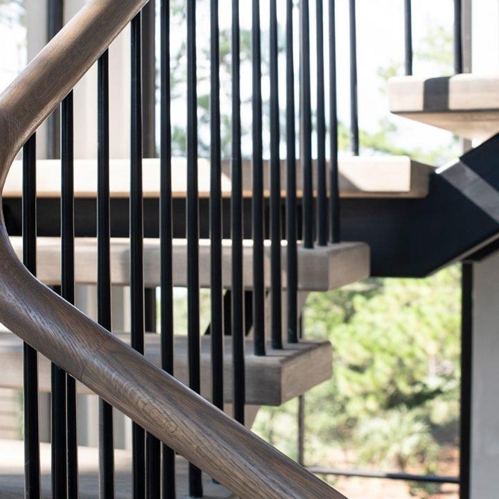Kiawah Project | Heartland Stairways