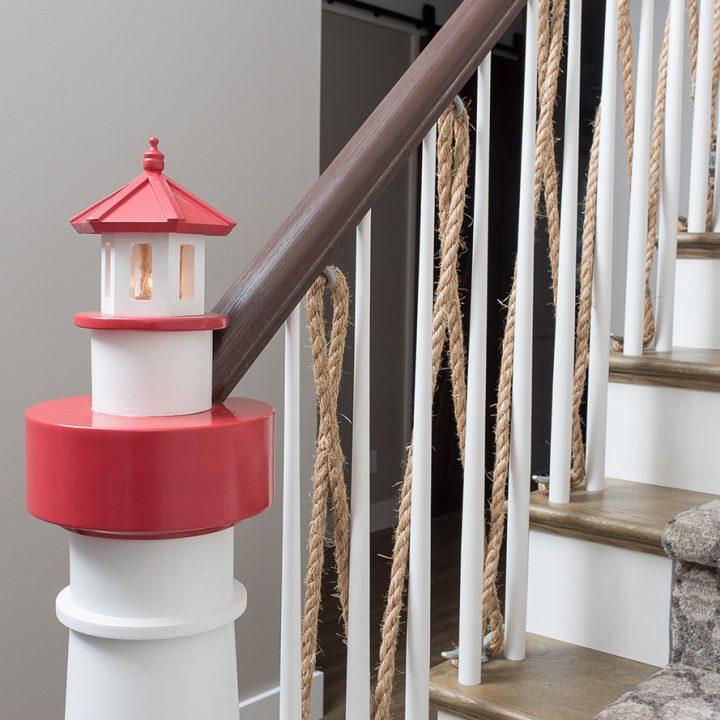 Marblehead Stairway Project | Heartland Stairways