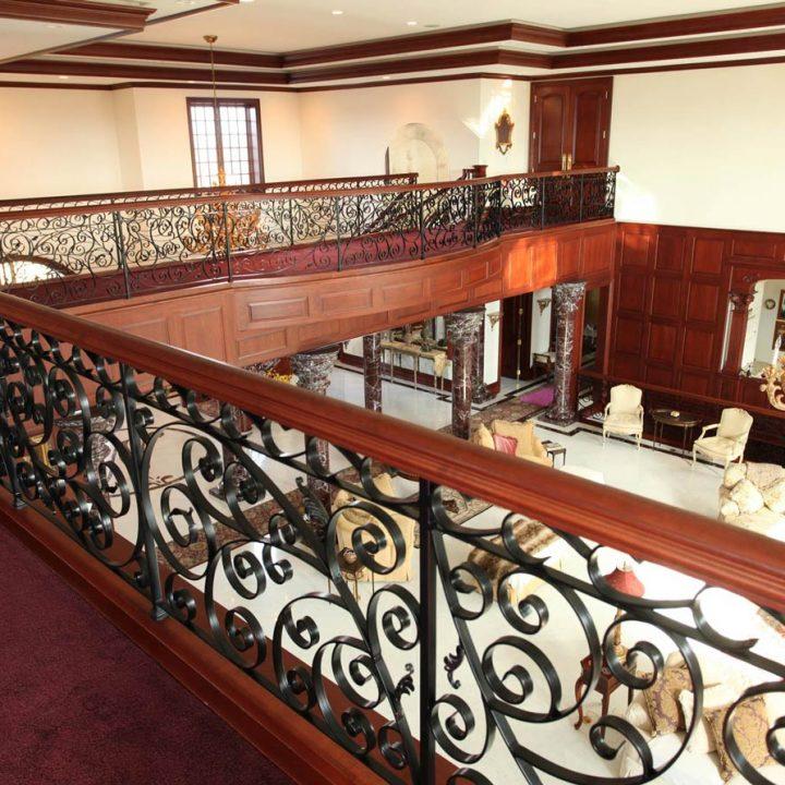 Mason Stairway Project | Heartland Stairways