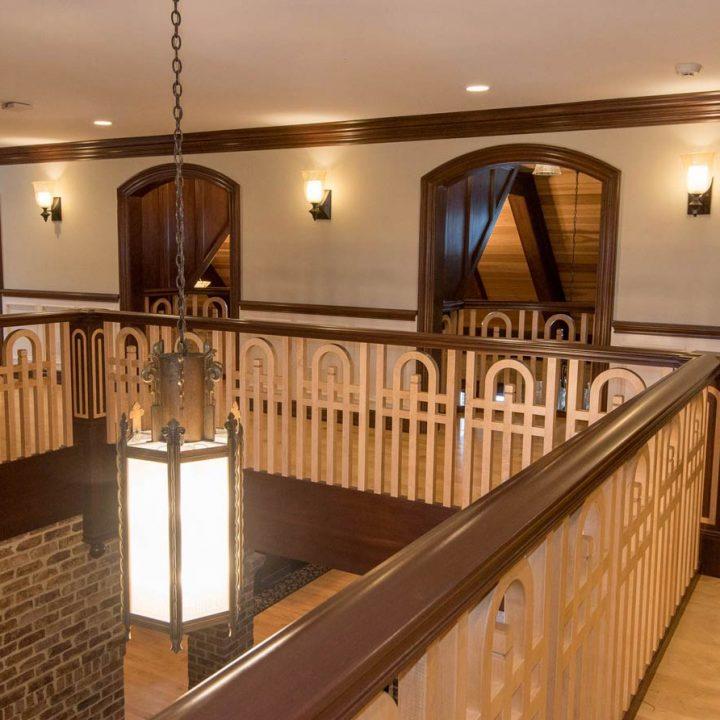 Seasons Stairway Project | Heartland Stairways