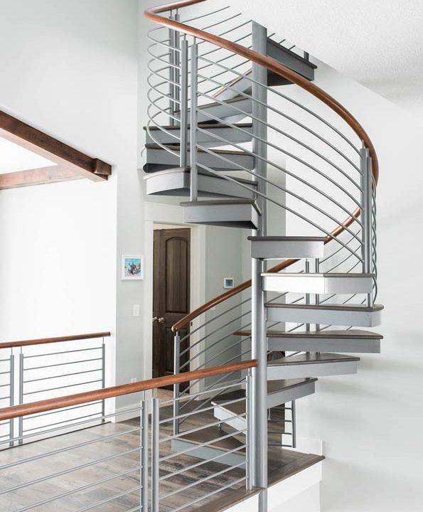 Siemet Stairway Project | Heartland Stairways