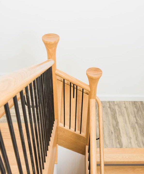 Valleaire Stairway Project | Heartland Stairways