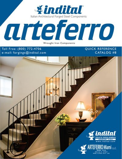 Arteferro - Quick Reference 8 - Wrought Iron Components