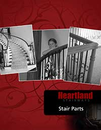 Heartland Staiway's Stair Parts Catalog