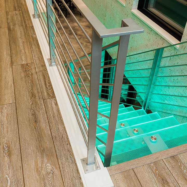 Stairway Project | Heartland Stairways