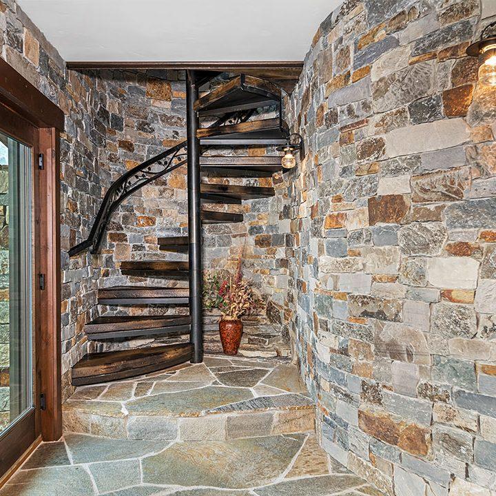 Harris Spiral Stairway Project | Heartland Stairways