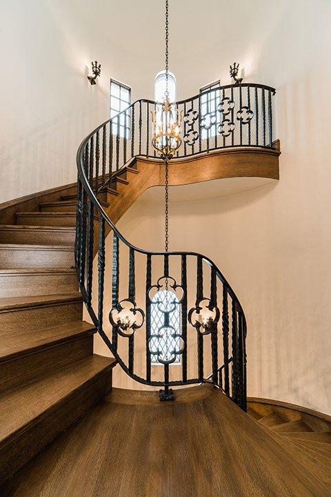 Heartland Stairways Project: James