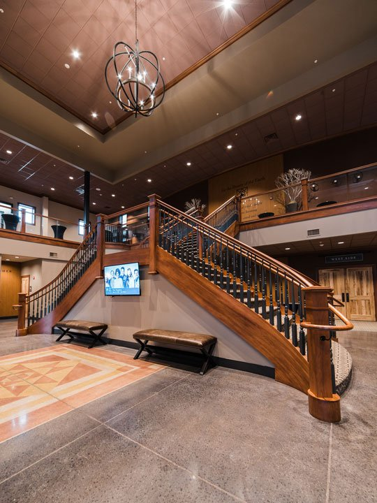 Heartland Stairways Project: Ohio Star Theater