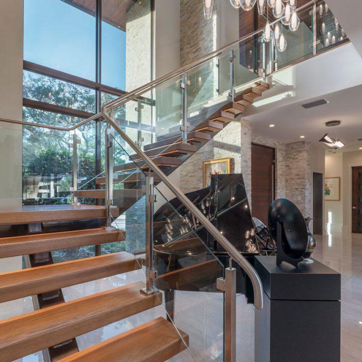 Heartland Stairways Project: Woodruff
