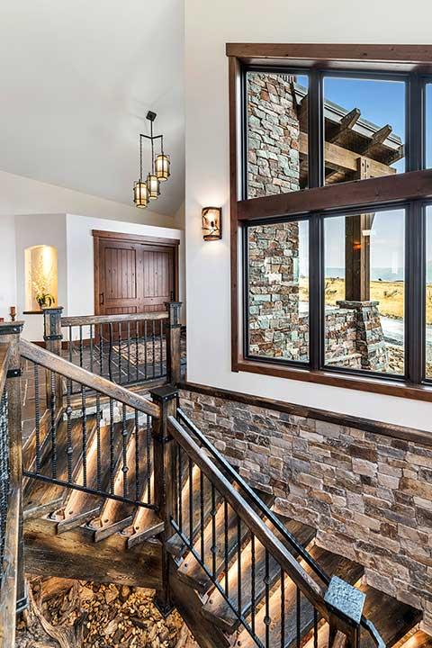 Harris Main Project by Heartland Stairways